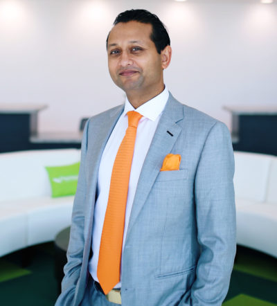 Ajay Patel CEO of Verdure Sciences