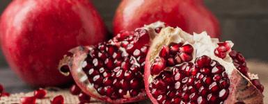 Pomella Pomegranate Fruit and Seeds