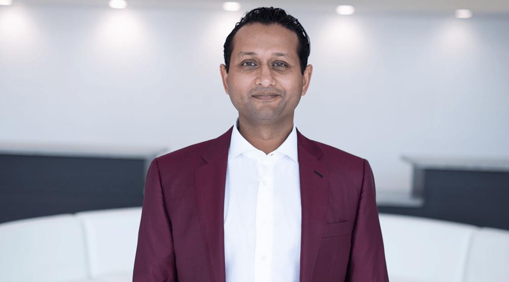 Ajay Patel Founder of Verdure Sciences