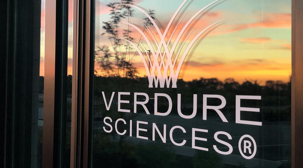 Outdoor Image of Verdure Sciences Global Headquarters